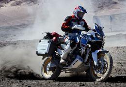 Honda apresenta versão mais radical da Africa Twin