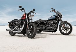 Harley apresenta as novas Iron 1200 e Forty-Eight Special