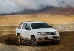 Volkswagen lança Amarok V6 de 225 cavalos no Brasil