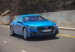 Audi confirma chegada do A7 no Brasil no final deste ano de 2018