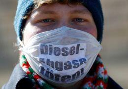 Justiça alemã libera proibição de carros a diesel