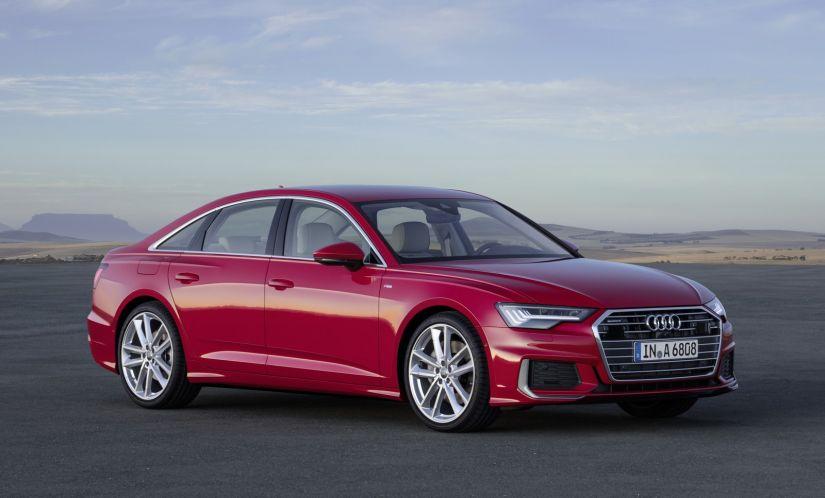 Audi revela nova geração do sedan A6