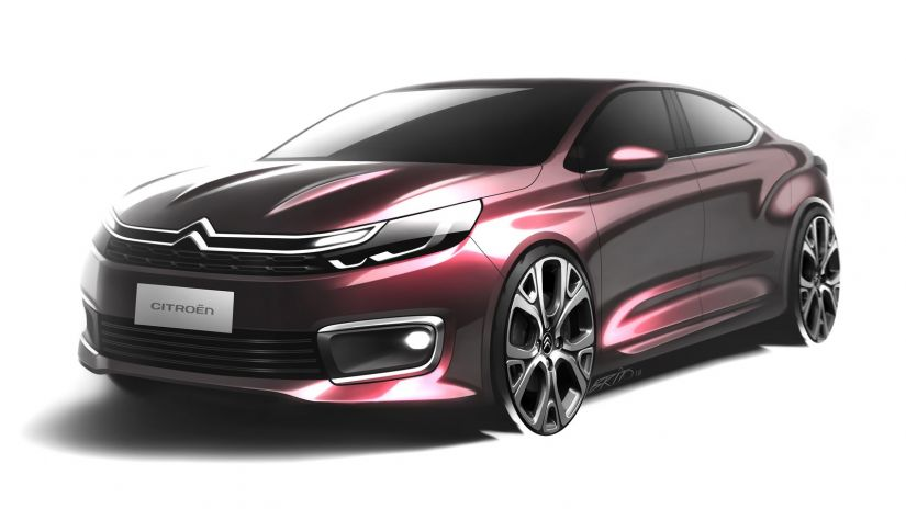 Citroën apresenta novidades para o C4 Lounge