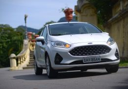Teste do Ford Fiesta Titanium Plus 1.6
