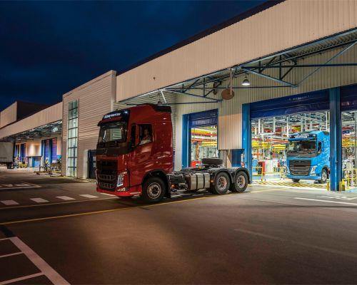Grupo Volvo avalia 2017 e tem perspectivas otimistas para 2018