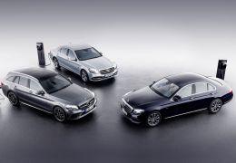 Mercedes-Benz anuncia carros híbridos com motor a diesel