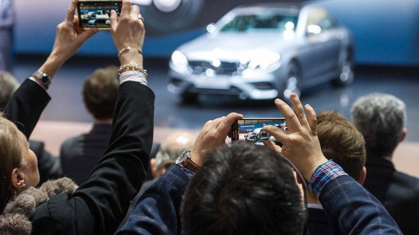 Salão do Automóvel de Genebra 2018