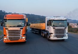 Scania se declara otimista com mercado de caminhões para 2018