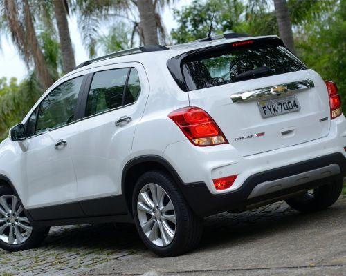 Teste do Chevrolet Tracker Premier