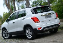 Teste do Chevrolet Tracker Premier