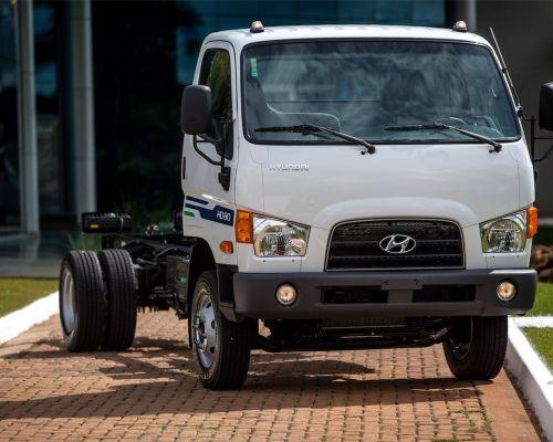 Hyundai lança o novo caminhão HD 80