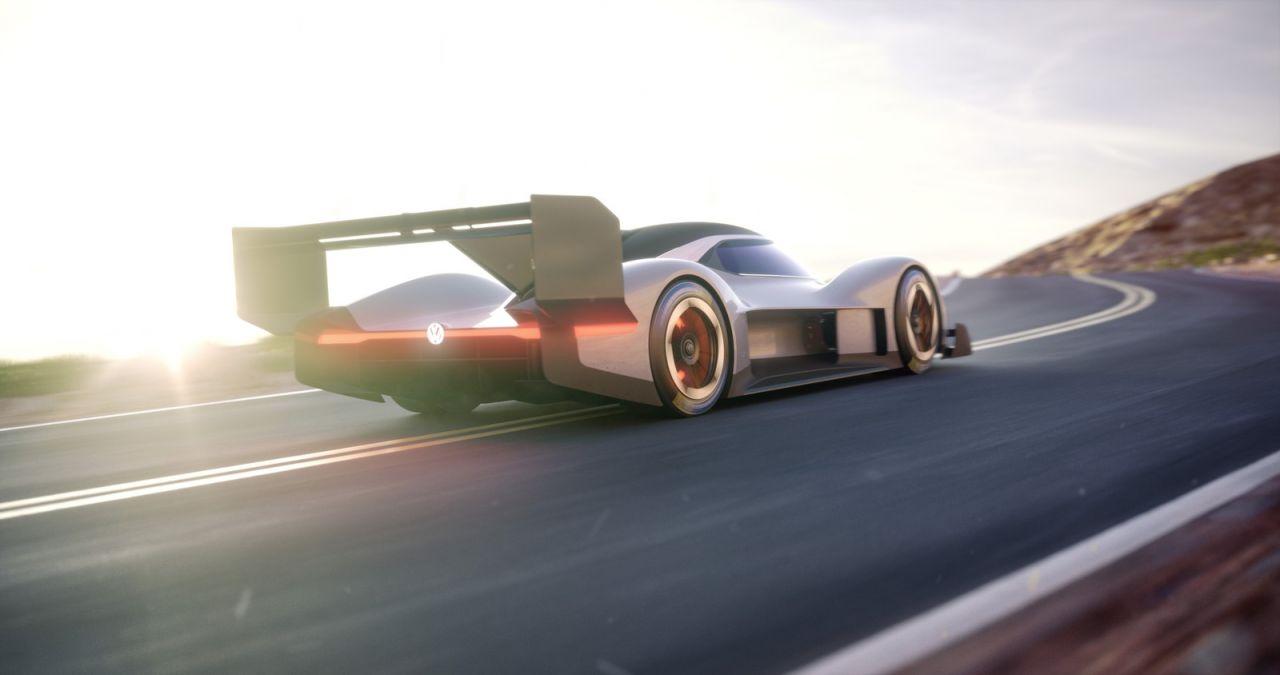 Volkswagen apresenta esportivo elétrico