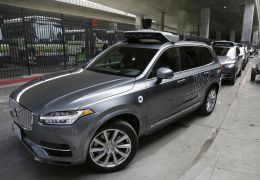 Carro autônomo da Uber mata mulher nos EUA