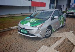 Toyota começa testes com 1º carro híbrido elétrico flex do mundo