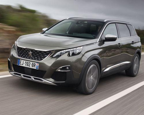 Teste do Peugeot 5008: o novo SUV médio-grande da marca