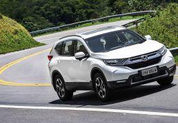 Primeiras impressões do Honda CR-V de 5ª geração