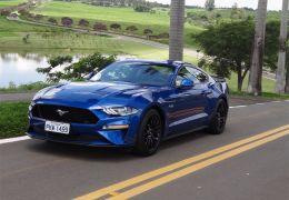 Teste do Ford Mustang GT Premium, agora oficialmente no Brasil