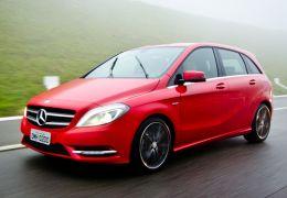 Mercedes chama recall de mais de 22,5 mil carros no Brasil