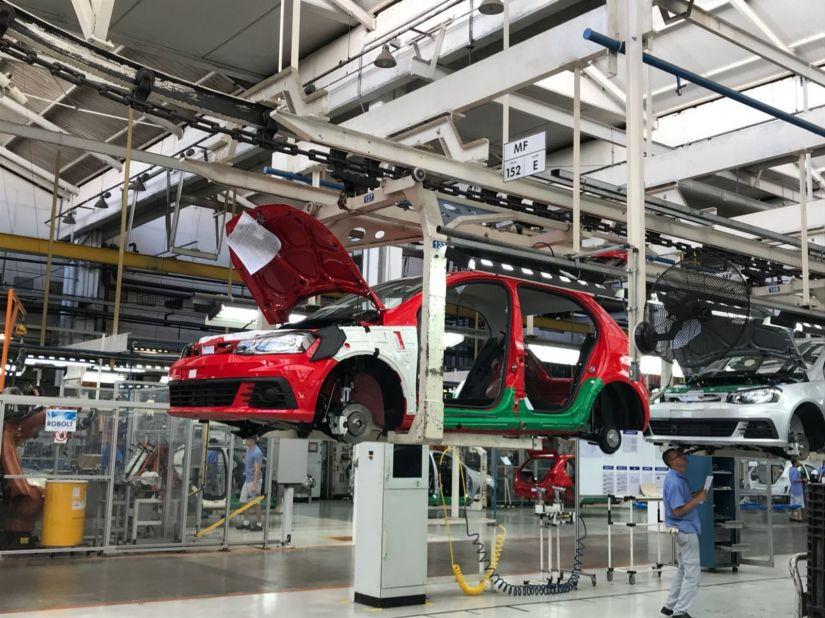 Volkswagen vai produzir carros com câmbio automático em Taubaté