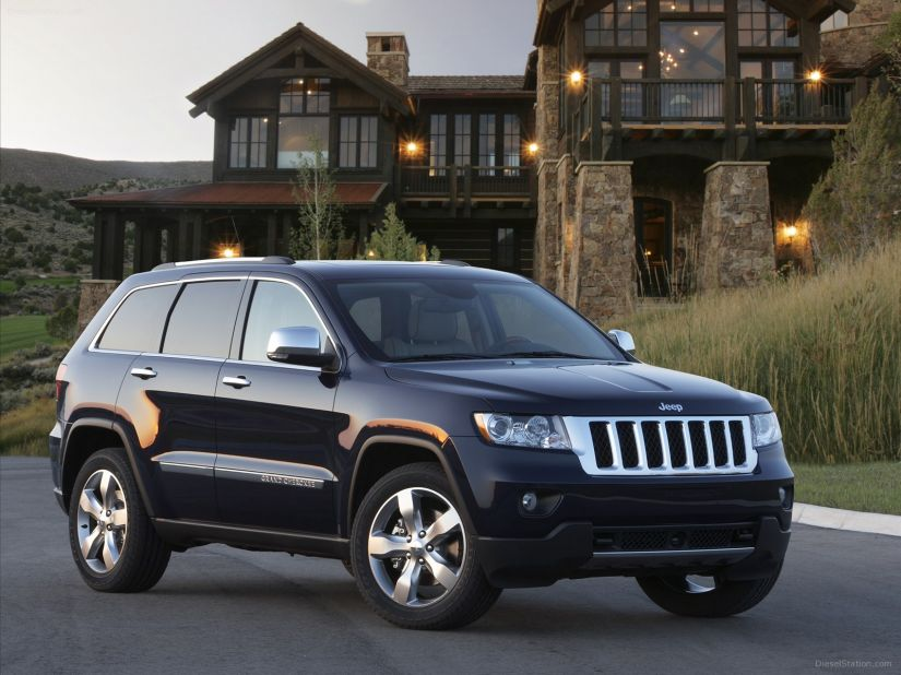 FCA inicia recall do Jeep Cherokee 2012