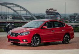 Nissan confirma nova geração do Sentra para 2019