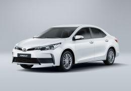 Toyota anuncia redução do preço do Corolla 2019