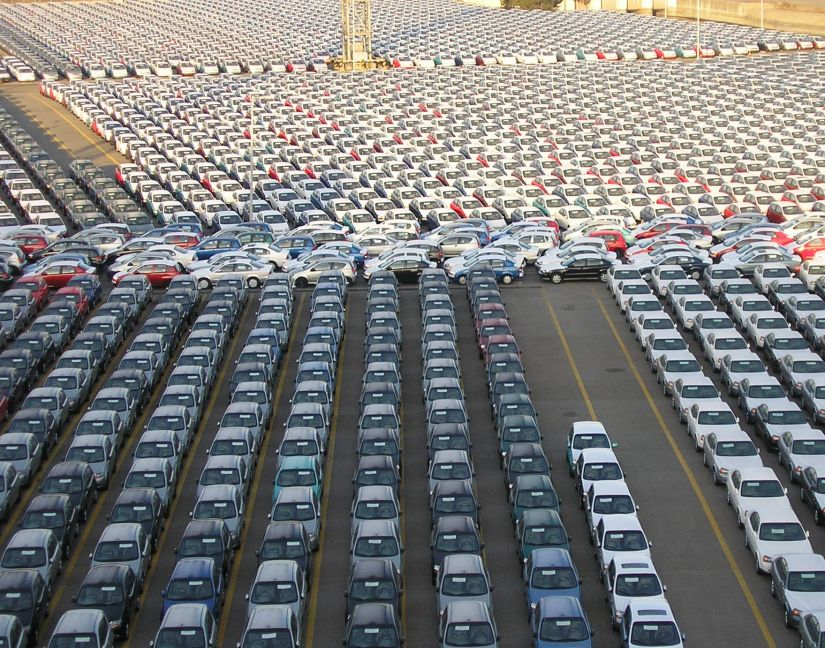 Venda de carros usados cai 4,4% em março de 2018