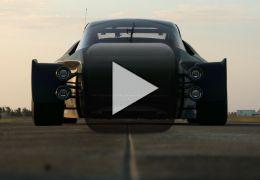 Xing divulga imagens de teste feito com carro que pode ser mais veloz que o Tesla Roadster