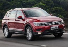 Volkswagen lança nova geração do Tiguan no Brasil
