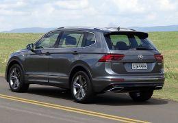 Primeiras impressões da nova Volkswagen Tiguan Allspace