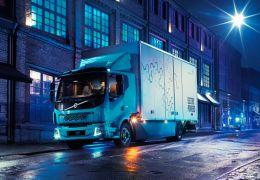 Volvo apresenta o seu primeiro caminhão 100% elétrico