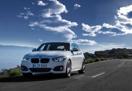 BMW lança linha 2019 do Serie 1