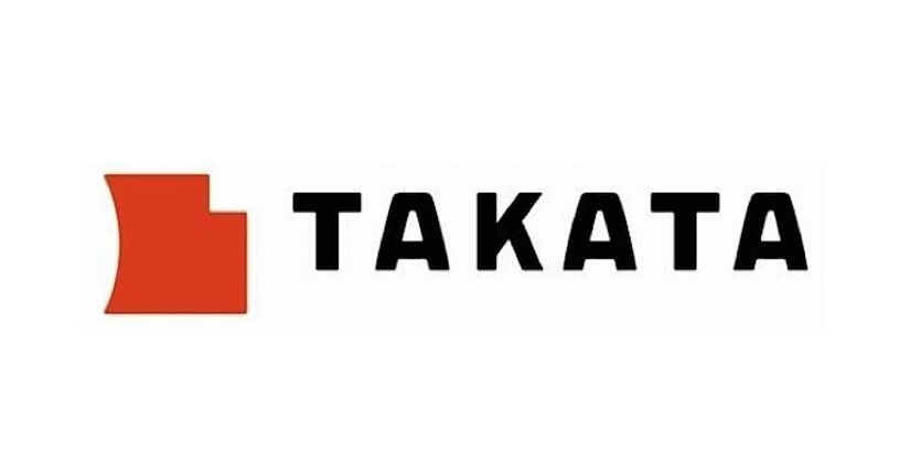 Takata conclui processo de venda para empresa chinesa