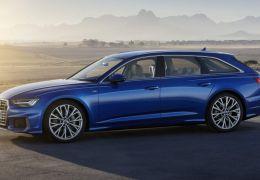 Audi apresenta nova A6 Avant 2019