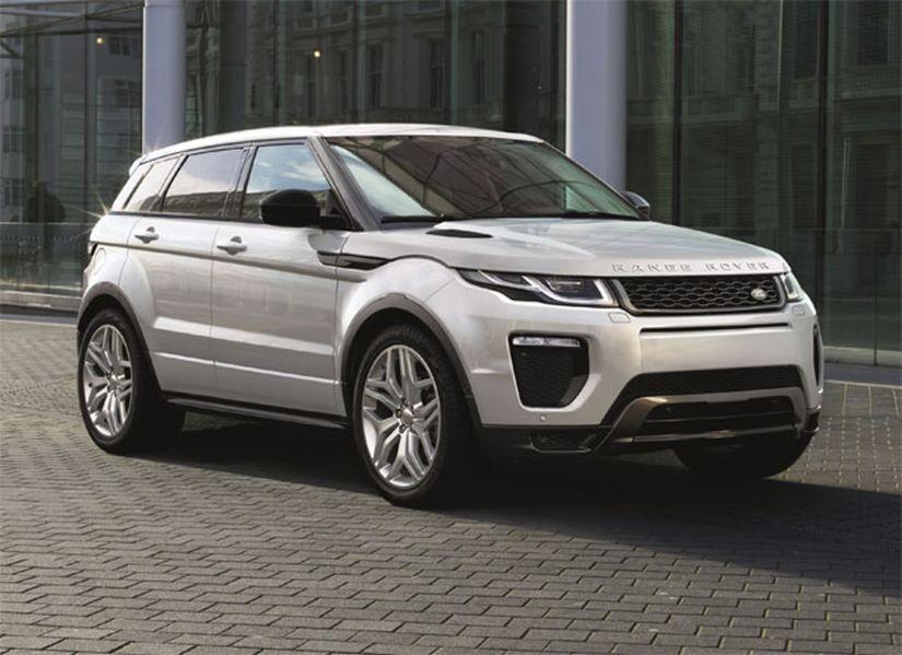 Jaguar Land Rover anuncia recall no Brasil