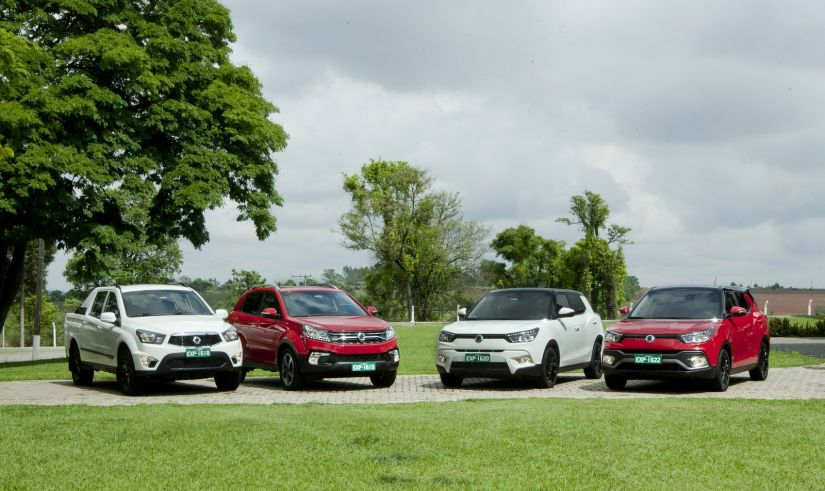 SsangYong confirma preços dos primeiros modelos vendidos no Brasil