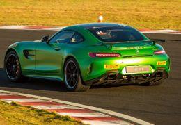 Mercedes anuncia recall de modelo esportivo no Brasil