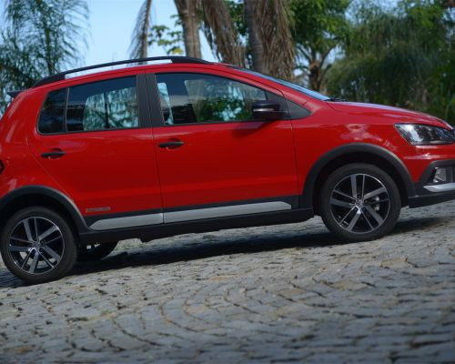 Teste do Volkswagen Fox Xtreme