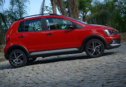 Teste do Volkswagen Fox Xtreme