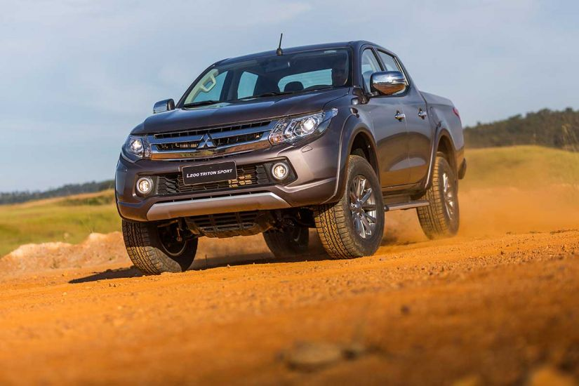 Mitsubishi divulga novidades da L200 Triton Sport