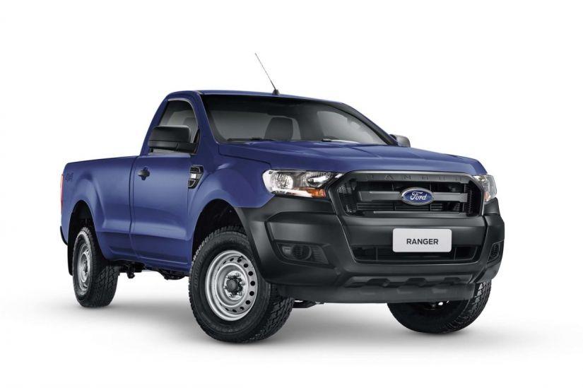 Ford confirma novas versões para Ranger 2019