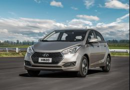 Hyundai lança linha 2019 para o HB20