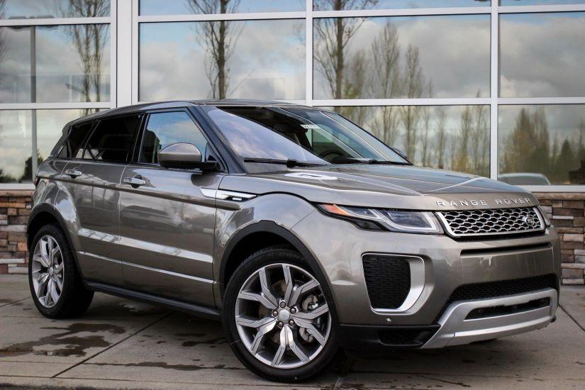 Range Rover ganha versão Autobiography de 290 CV