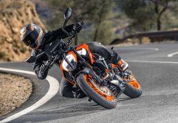 Nova KTM 390 Duke é lançada no Brasil por R$ 23.990