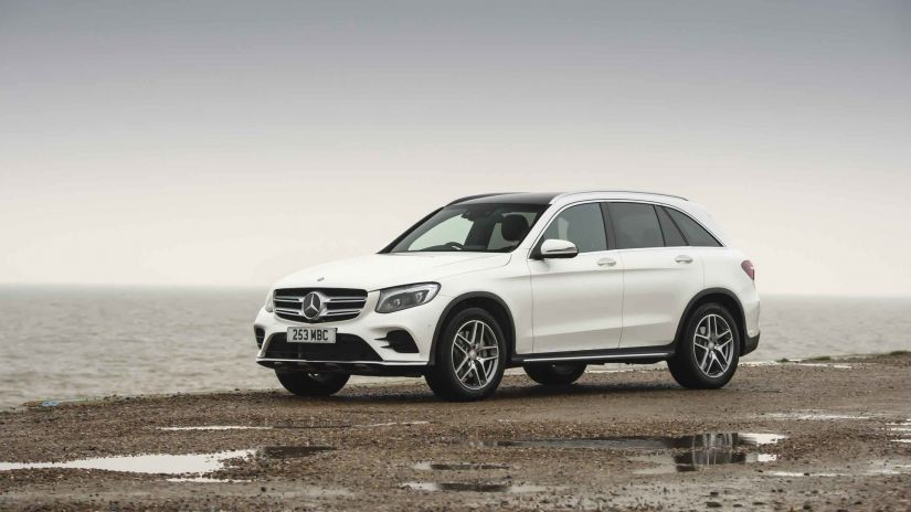 Mercedes-Benz faz recall do GLC por falha de segurança