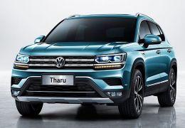Volkswagen revela primeiras imagens oficias do Tharu