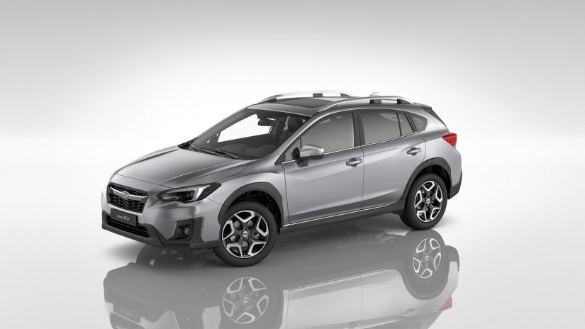 Subaru XV será vendido novamente no Brasil