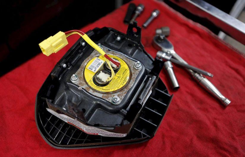 Airbags da Takata são responsáveis por mais uma morte