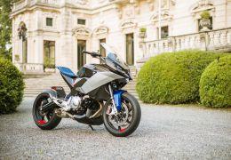 BMW apresenta nova moto conceito chamada 90cento