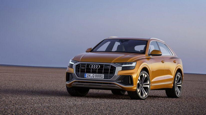 Audi confirma Q8 para o Salão de São Paulo